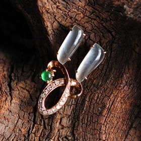 fashion世代 独特的风尚靠玉石饰品来创造